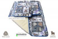 gyapjú garnitúrák  : Woolmark Merino Bárány gyapjú gyermek garnitúra 450g/m2