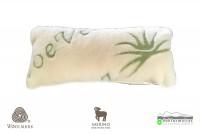 gyapjú párnák  : 520g/m2 Woolmark Merino Bárány Aloe Vera gyapjú párna